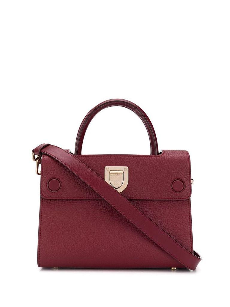 Christian Dior Vintage top handle tote bag - Red
