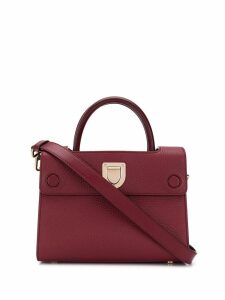 Christian Dior Pre-Owned top handle tote bag - Red