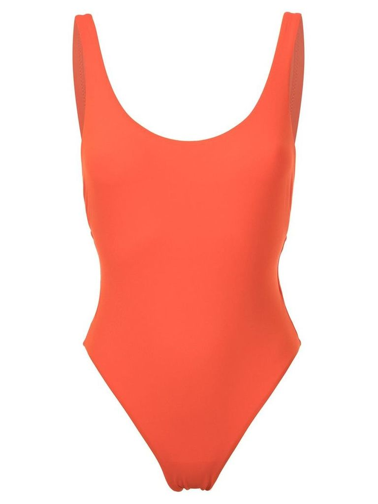 Seafolly retro one piece - Orange