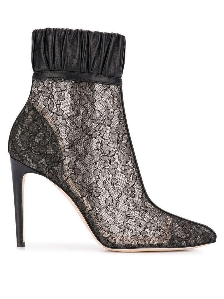 Chloe Gosselin Maud ankle boots - Black