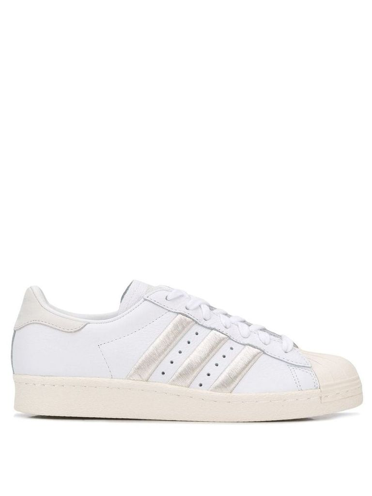 Adidas Superstar 80s sneakers - White