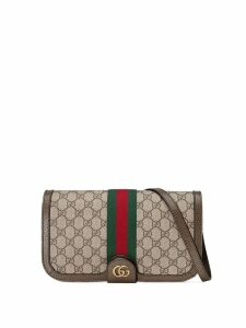 Gucci Ophidia GG messenger bag - Brown