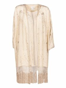 Forte Forte Fringed Long Cardi-coat