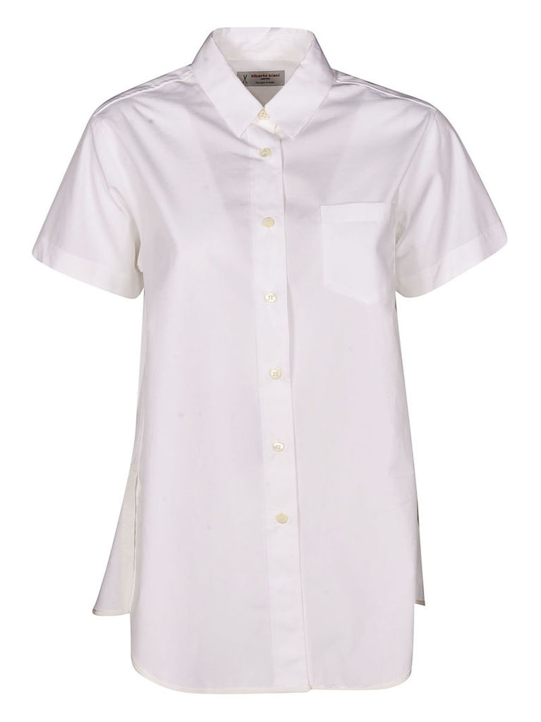 Alberto Biani Chest Pocket Shirt