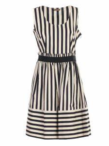 Twinset Striped Dress