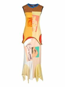 Marni Marni Multicolour Long Dress