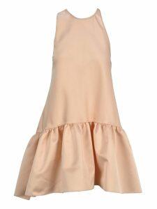 N21 Nº21 Flared Mini Dress