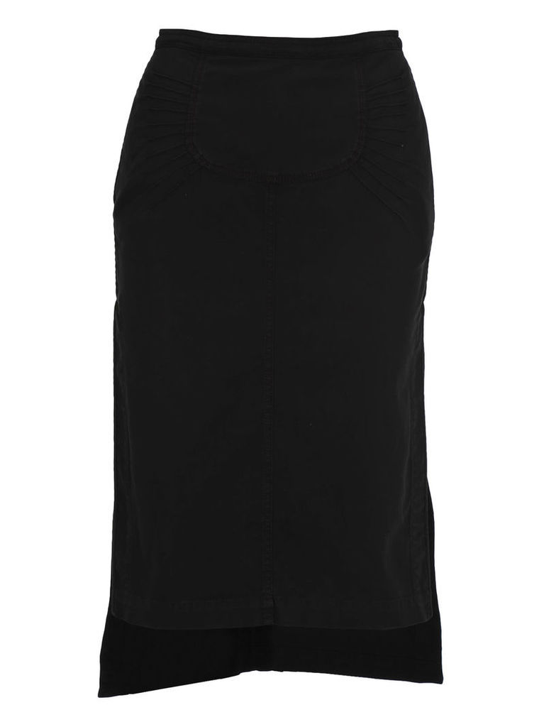 N21 Nº21 Side Slits Skirt