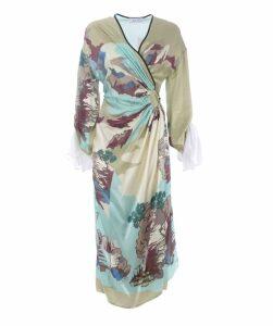 Landscape Longuette Dress