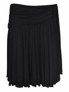 MSGM Draped Skirt