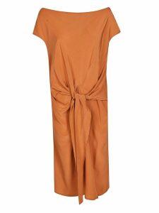 Tela Tie Detail Dress