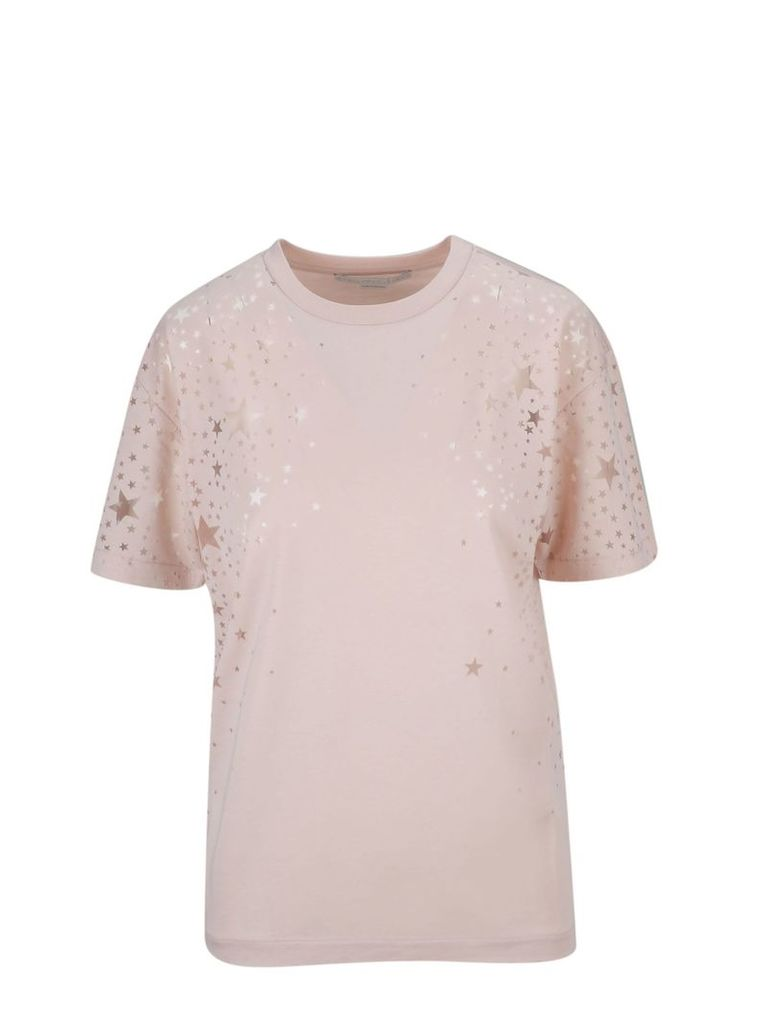 Stella Mccartney Star Lasercut T-shirt
