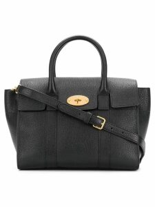 Mulberry Bayswater small leather tote - Black