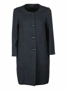 Tagliatore Lurex Dust Coat