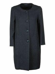 Tagliatore Lurex Dust Coat