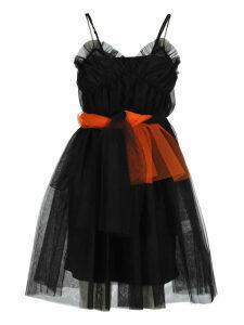 Msgm Msgm Tulle Mini Dress