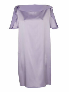 Gianluca Capannolo Long Short-sleeved Dress