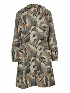 Fabiana Filippi Printed Coat