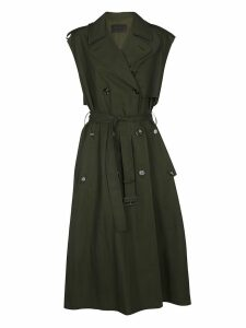 Bottega Veneta Sleeveless Trench