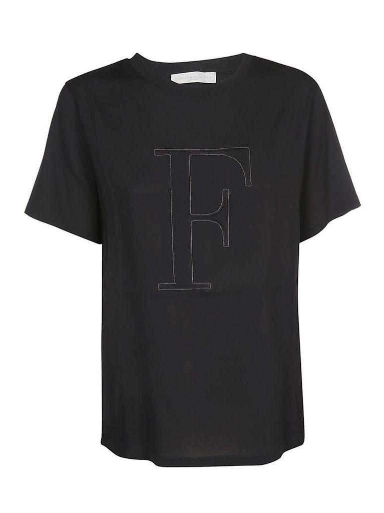 Fabiana Filippi Embellished T-shirt