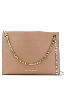 Marc Jacobs Double Link shoulder bag - Brown