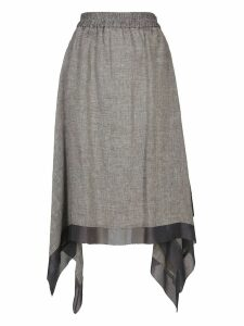 Fabiana Filippi Asymmetric Skirt