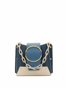 Yuzefi Asher tote bag - Blue
