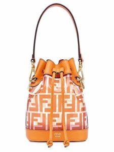 Fendi Mon Tresor mini bucket bag - Orange