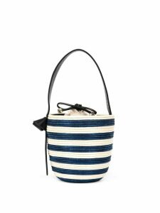 Cesta Collective Heavy Breton bucket bag - Blue