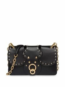Miu Miu studded shoulder bag - Black