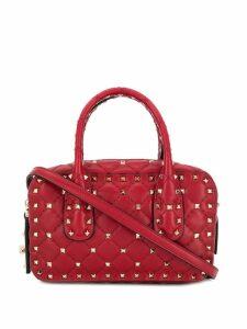Valentino Valentino Garavani small Bauletto Rockstud bag - Red