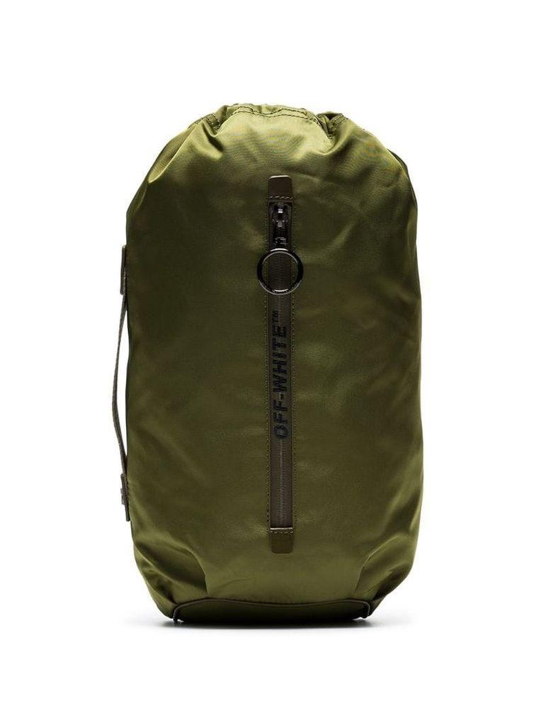 Off-White convertible belt bag - Green