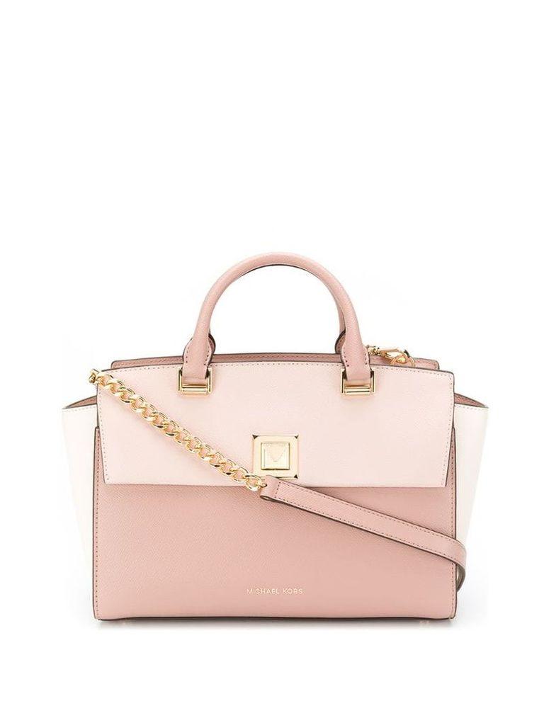 Michael Michael Kors Selena satchel - Pink