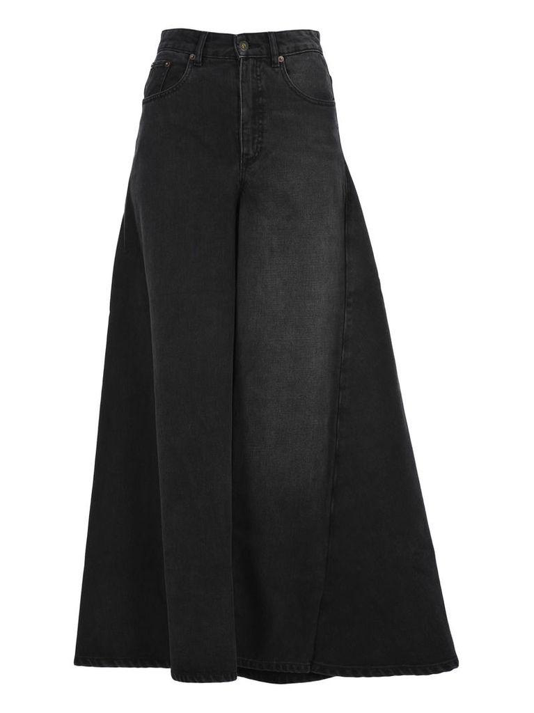 Y/project Denim Pants Skirt