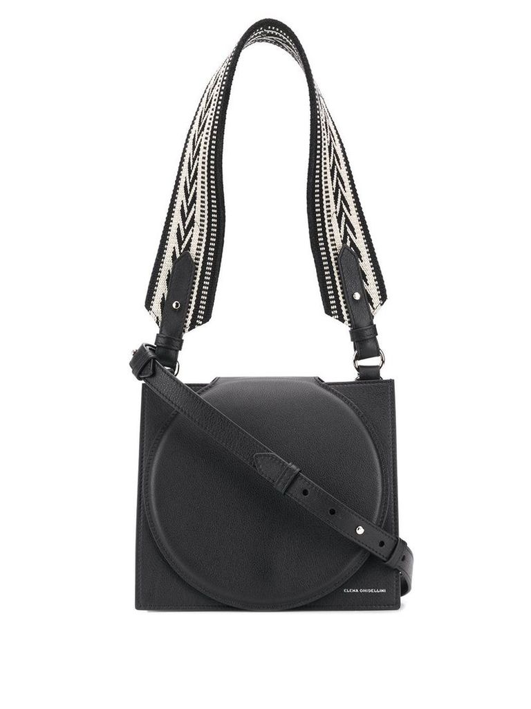 Elena Ghisellini tote bag - Black