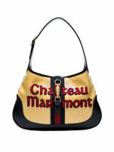 Gucci Chateau Marmont hobo bag - Yellow