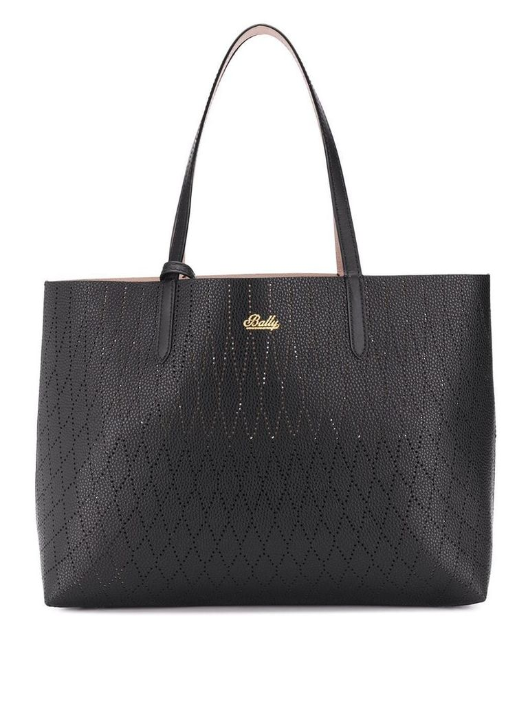 Bally Rory reversible tote bag - Black