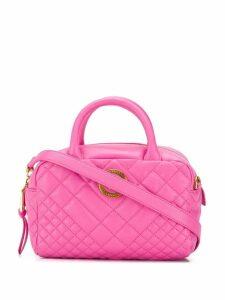 Versace quilted medusa bag - Pink