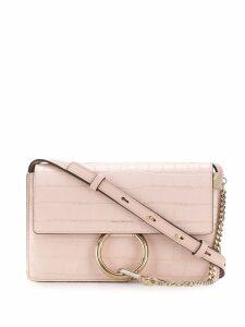 Chloé Faye shoulder bag - Pink