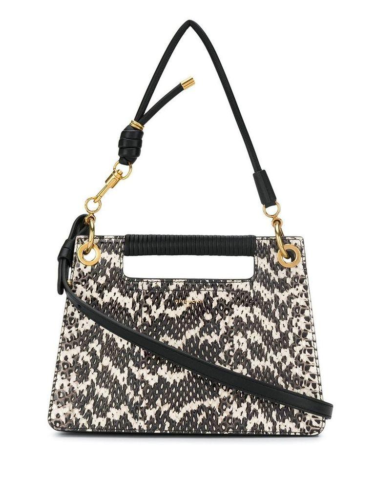Givenchy small whip bag - Black