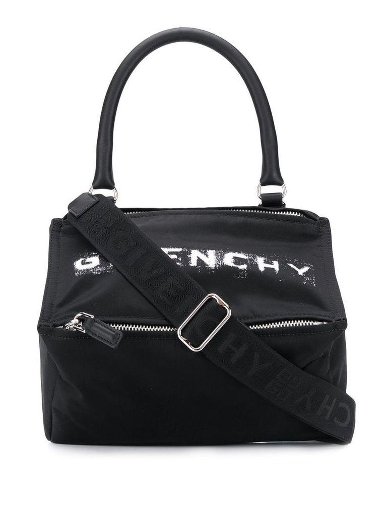 Givenchy logo tote bag - Black