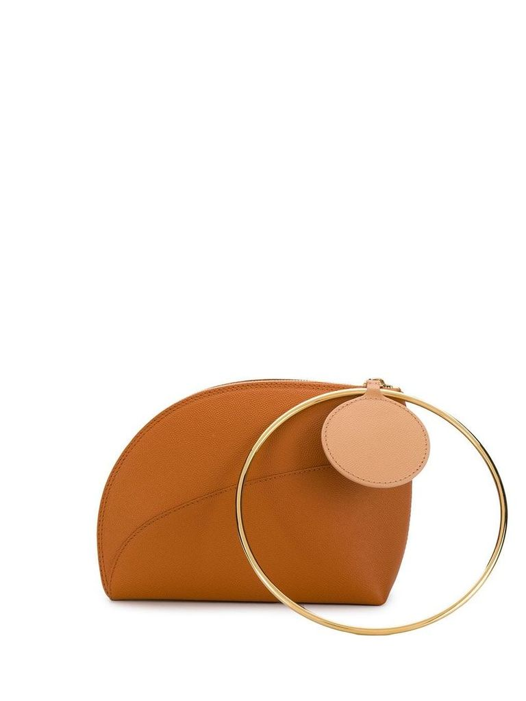 Roksanda Eartha mini tote bag - Brown