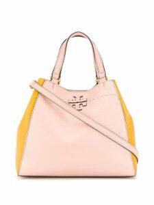 Tory Burch Mcgraw tote bag - Pink