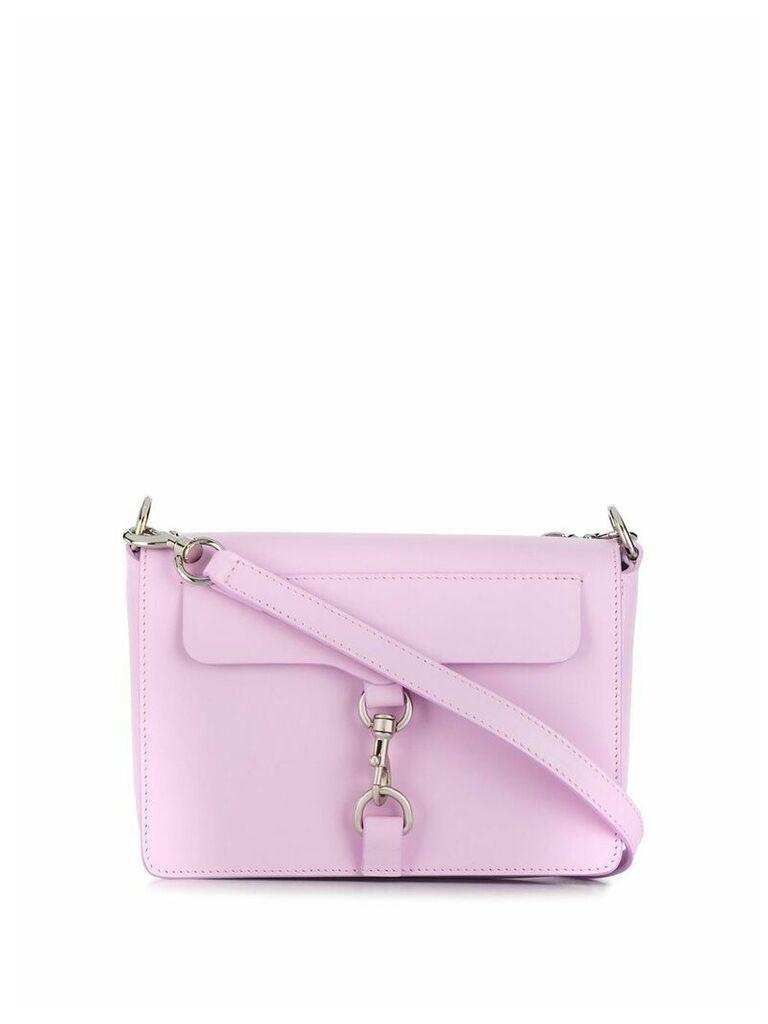 Rebecca Minkoff Map Flap handbag - Pink