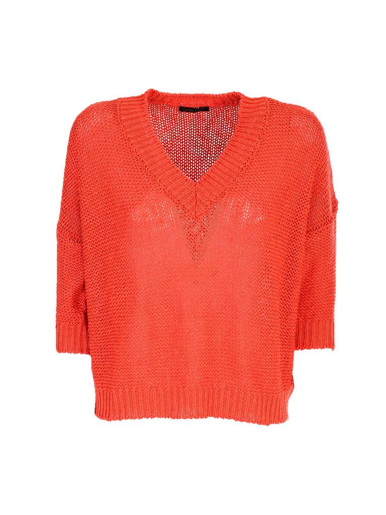 Roberto Collina cotton blend pullover