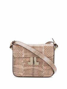 Lanvin mini JL bag - Neutrals