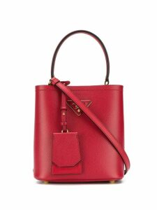 Prada Double medium bag - Red