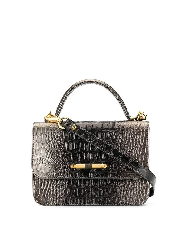 Rula Galayini Baby Vertigo mini bag - Silver