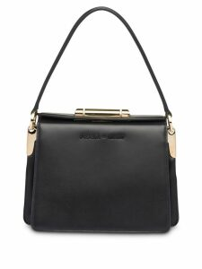Prada Prada Sybille leather bag - Black