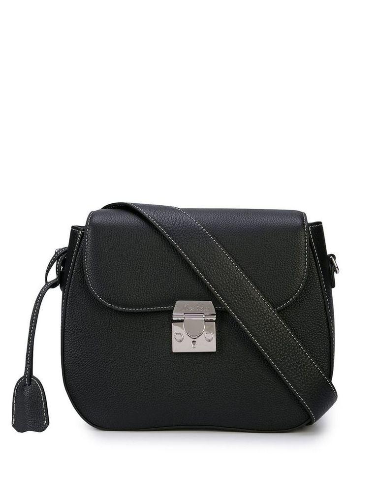 Mark Cross Lexington shoulder bag - Black